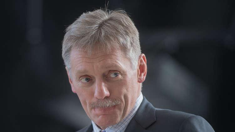 بيسكوف: الصحفيون الأوكرانيون يعملون بحرية في روسيا خلافا لزملائهم الروس في أوكرانيا
