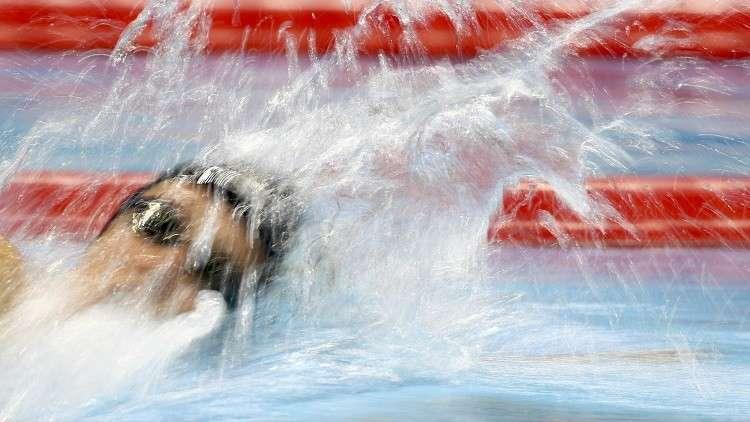 إلغاء نتائج منتخب أمريكا للسباحة في بطولة العالم بسبب المنشطات