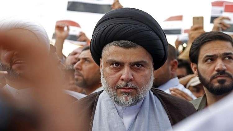 مقتدى الصدر: تدخل المبعوث الأمريكي في الشأن العراقي أمر قبيح