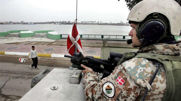 الدنمارك تسحب ثلث قواتها الخاصة من العراق