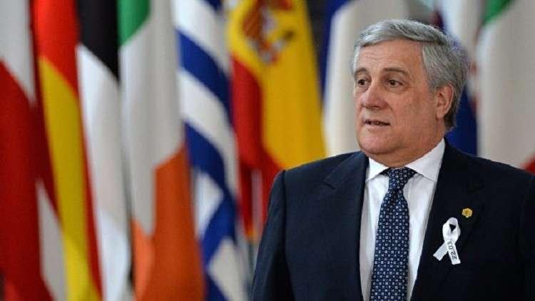 رئيس البرلمان الأوروبي قلق من أعداد الإرهابيين العائدين إلى أوروبا