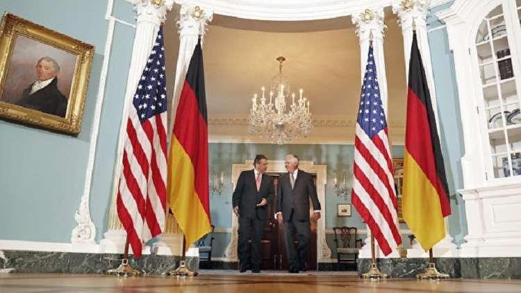 معظم الألمان قلقون من الولايات المتحدة ويرونها