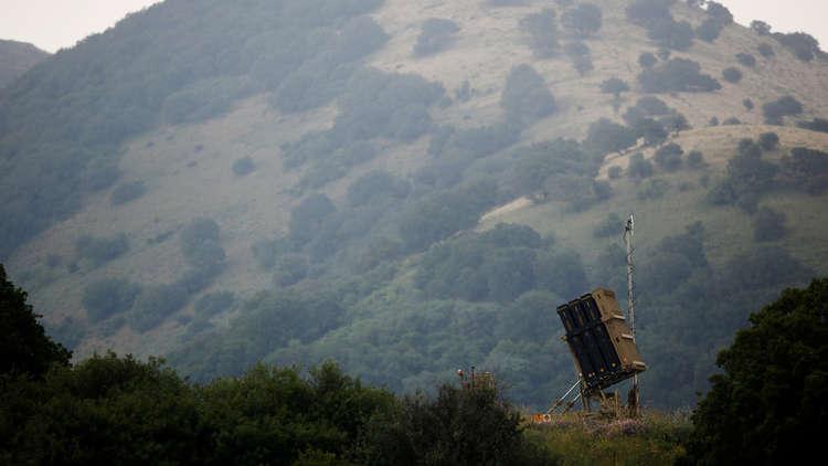 إطلاق صفارات الإنذار في الجولان المحتل