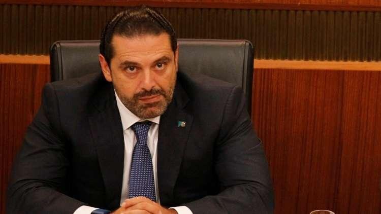 سعد الحريري يستقبل السفير الإيراني في بيروت