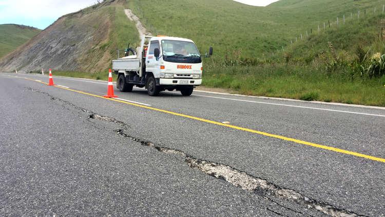 زلزال بقوة 6.2 درجة يضرب قبالة سواحل نيوزيلندا