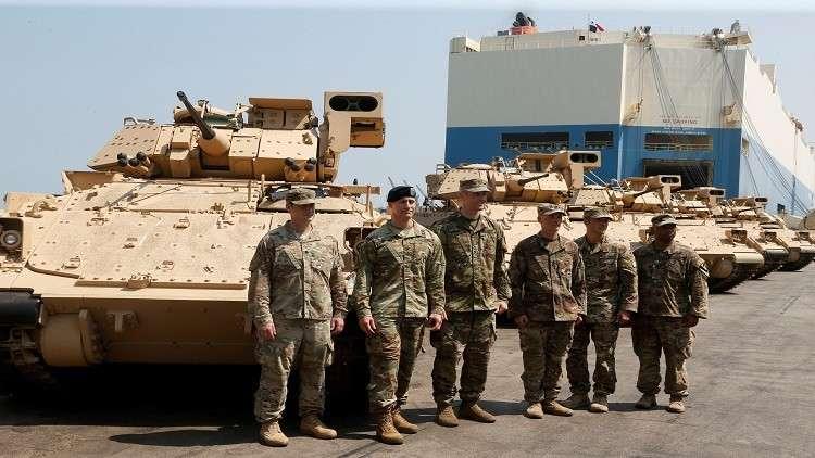 البنتاغون ينشر فيديو لمقتل جنود أمريكيين في كمين لـ