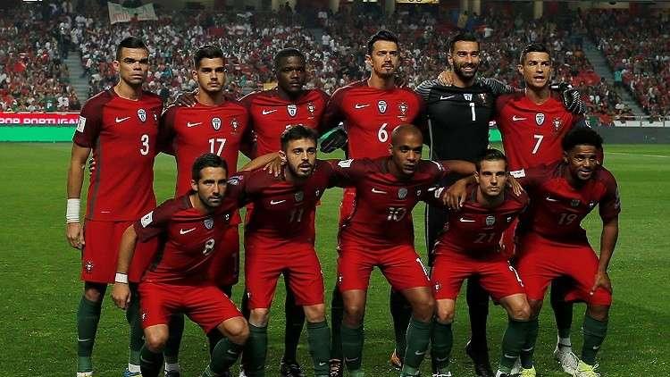 استبعاد ثنائي برشلونة من قائمة البرتغال النهائية لمونديال روسيا