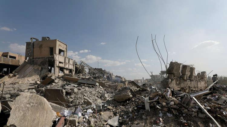 إيران مستعدة للمشاركة في إعادة إعمار سوريا