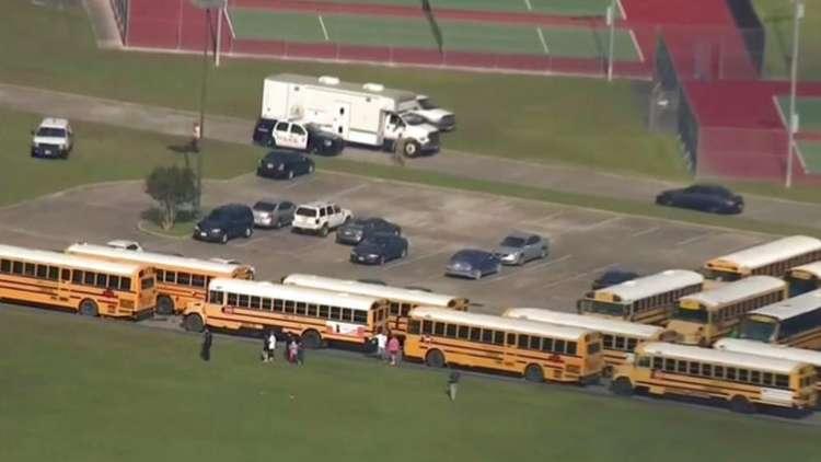 10 قتلى جراء إطلاق نار في مدرسة بولاية تكساس الأمريكية