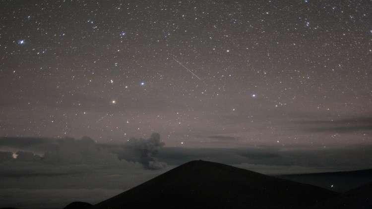 ثوران بركان هاواي في
