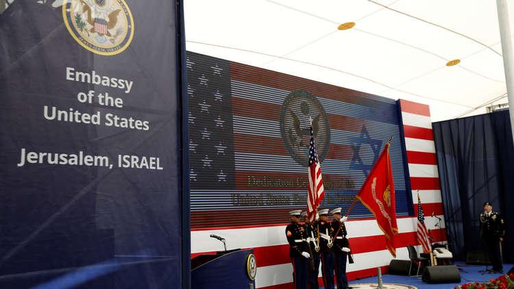 واشنطن تحث الدول الحليفة لها على نقل سفاراتها إلى القدس