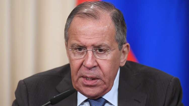 لافروف: الوجود العسكري الروسي في سوريا سيستمر طالما أن قيادتها الشرعية تحتاج إليه