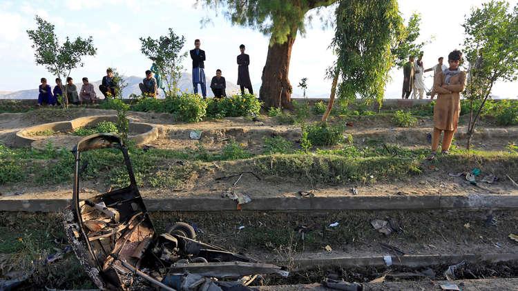 قتلى بينهم مسؤولون في انفجارات خلال مباراة بملعب في أفغانستان