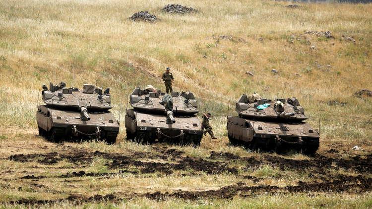 أنباء عن هجمات إسرائيلية جديدة على