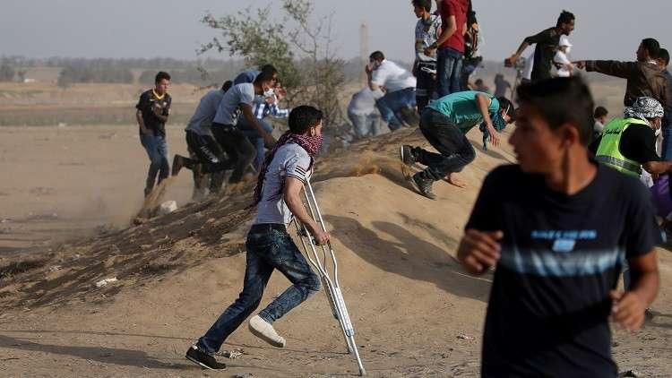 غزة.. ارتفاع حصيلة ضحايا مجزرة افتتاح السفارة الأمريكية في القدس
