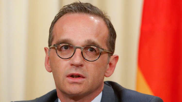 وزير الخارجية الألماني يتحدث عن تقدم في العلاقات بين برلين وموسكو
