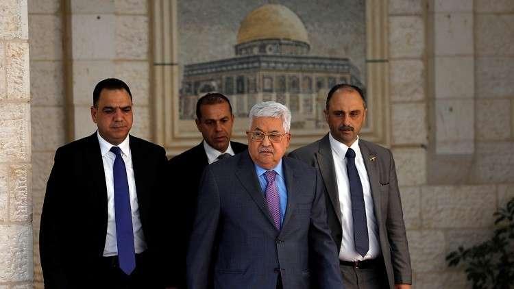 الرئيس الفلسطيني يجري فحوصات طبية في مستشفى برام الله