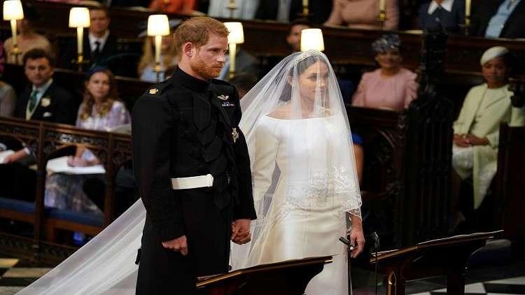 أنظار العالم تتعلق بثوب زفاف عروس الأمير هاري.. فمن صممه؟