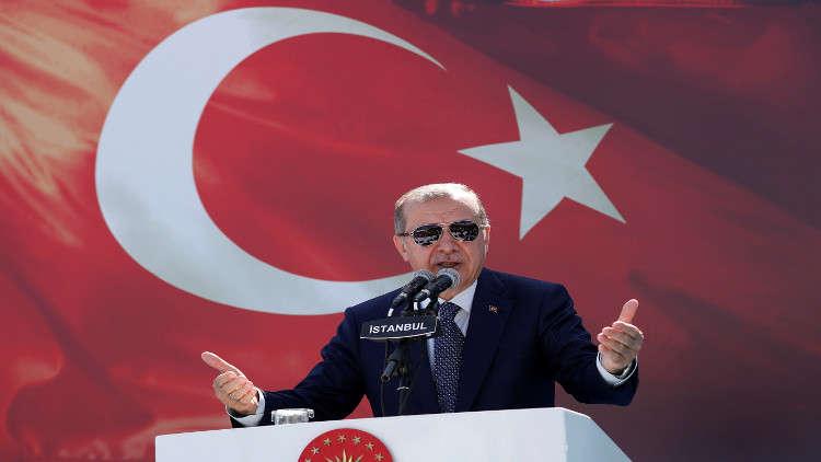 أردوغان يبدأ حملته الانتخابية في الخارج من البوسنة