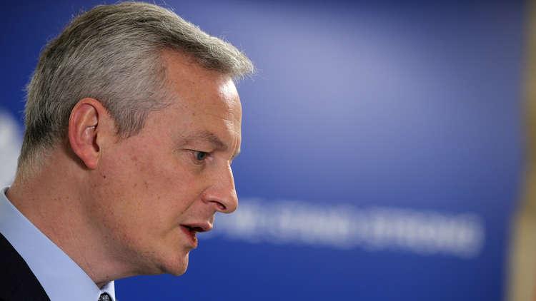 وزير فرنسي: لن نسمح للولايات المتحدة بأن تكون شرطيا اقتصاديا عالميا
