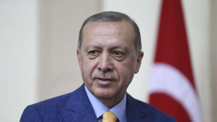 أردوغان معلقا على خطط اغتياله: أنا هنا!