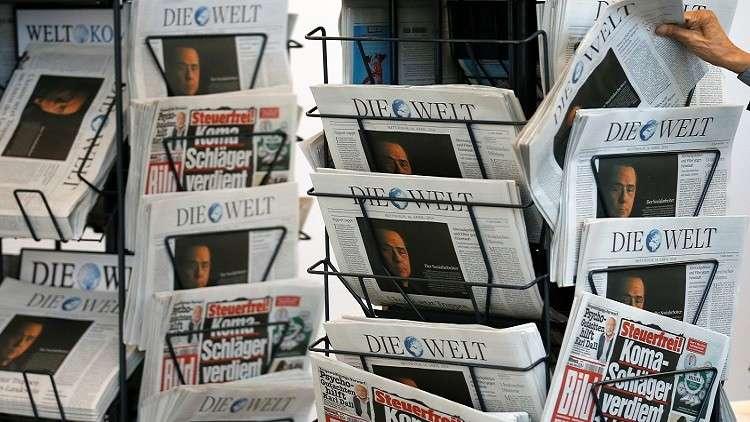 صحيفة ألمانية تفصل رساما كاريكاتوريا بسبب نتنياهو