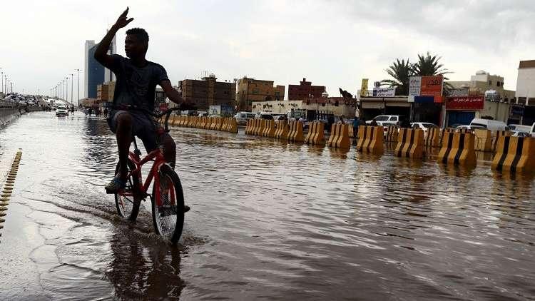 هيئة الأرصاد السعودية تحذر من تقلبات جوية كبيرة