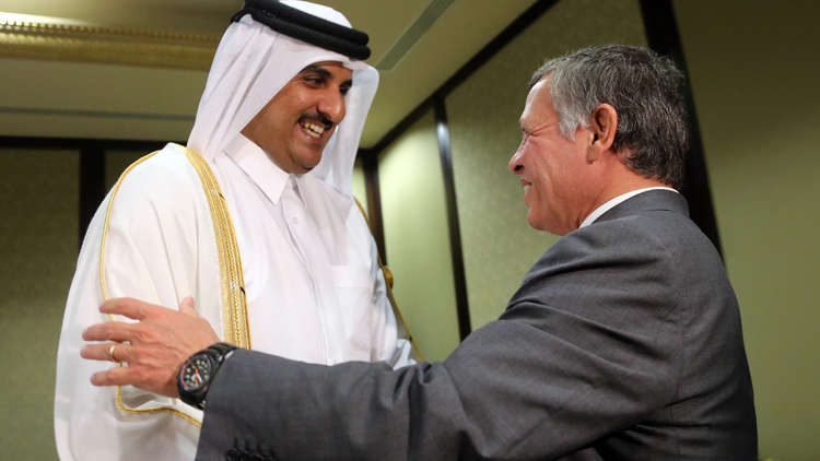 نواب أردنيون يطالبون بتطبيع العلاقات الدبلوماسية مع قطر