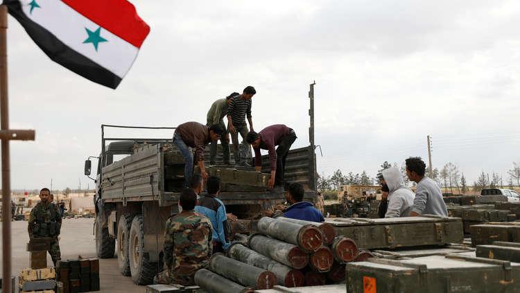 حميميم: تسوية أوضاع مسلحين سابقين في منطقة القلمون الشرقي