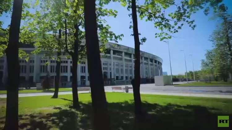 ملعب ''لوجنيكي'' لقاء الرياضة بالسياحة