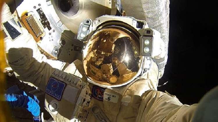 علماء روس يبتكرون مستحضرا يجعل رواد الفضاء يستغرقون في