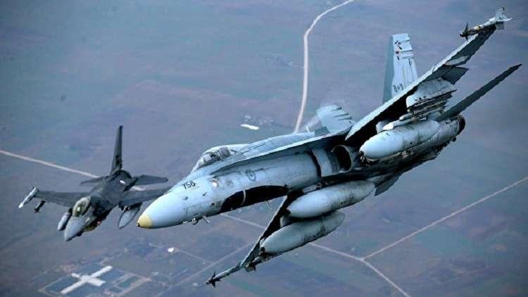 مقاتلات الناتو تتبع نظيراتها الروسية فوق البلطيق