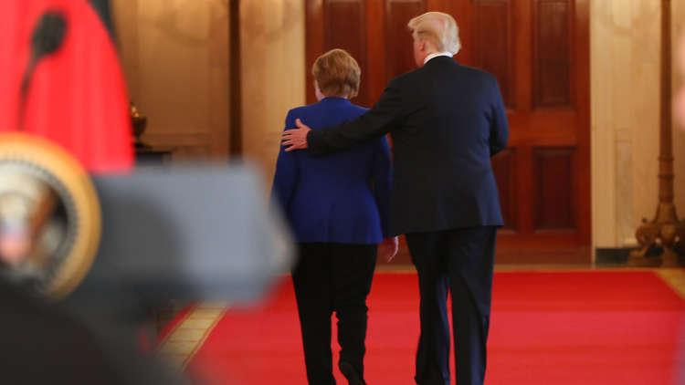 السيدة الألمانية والمصارع الأمريكي.. من ينتصر