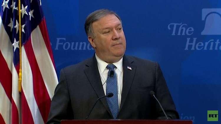 بومبيو: سنفرض على إيران أقوى عقوبات شهدها التاريخ