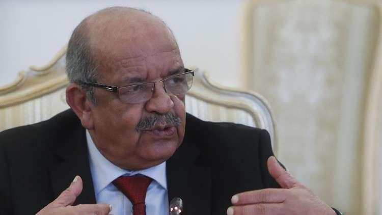 الجزائر تترأس اجتماعا وزاريا حول ليبيا