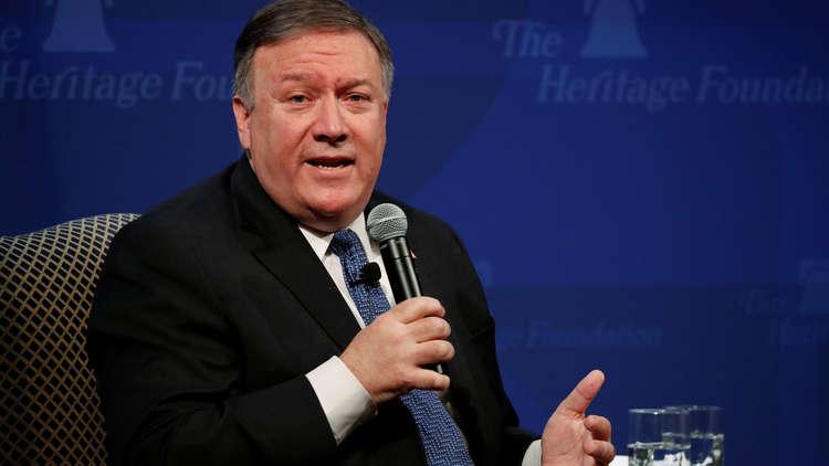بومبيو: لماذا نسمح لإيران أكثر مما نجيزه للإمارات أو نطلبه من السعودية؟
