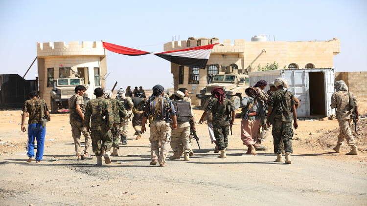 قتلى وجرحى بهجوم صاروخي شنه الحوثيون على مدينة مأرب
