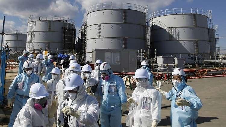 مياه فوكوشيما المشعة تثير مخاوف الخبراء!