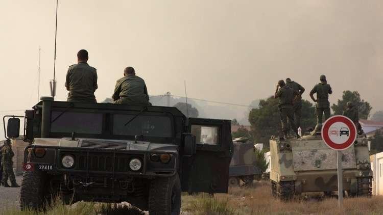 تونس.. مقتل مسلح في اشتباكات مع الجيش غرب البلاد