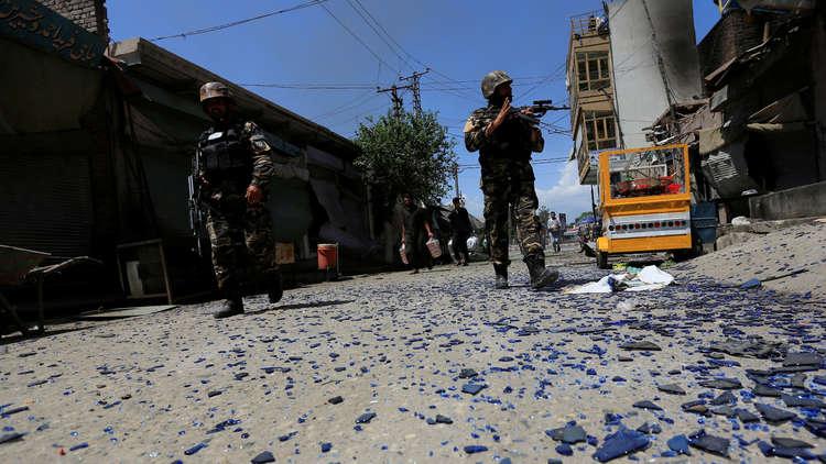 16 قتيلا بتفجير سيارة مفخخة في أفغانستان