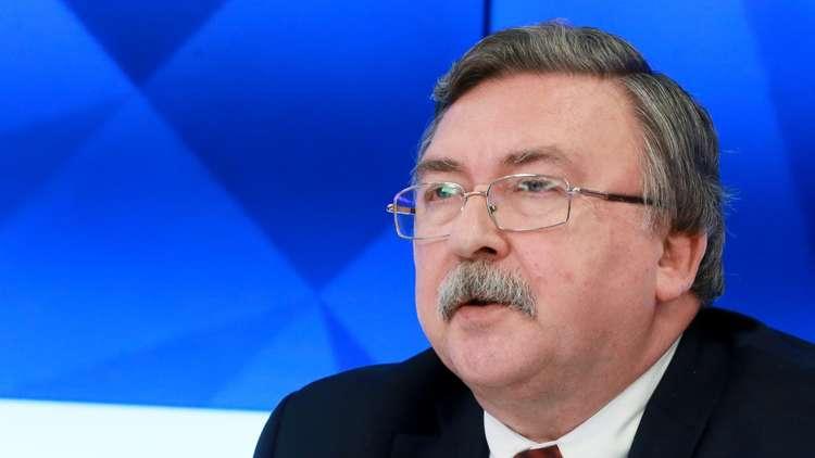 مندوب روسي: لا معنى للمطالب الأمريكية الموجهة إلى إيران
