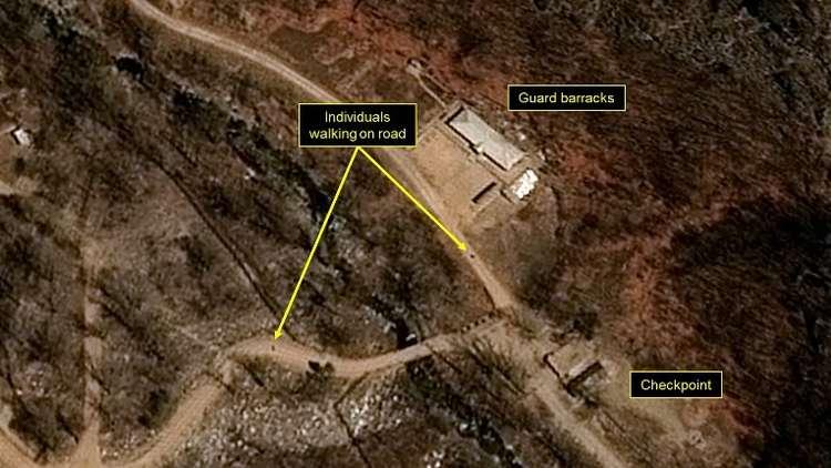 كوريا الشمالية تسمح لصحفيي الجنوب بحضور تدمير موقع تجاربها النووية