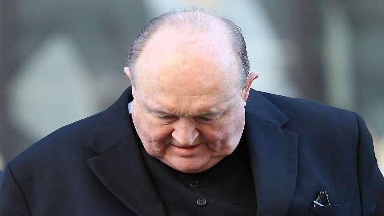 تنحي رئيس أساقفة أستراليا بعد إدانته باستغلال طفل