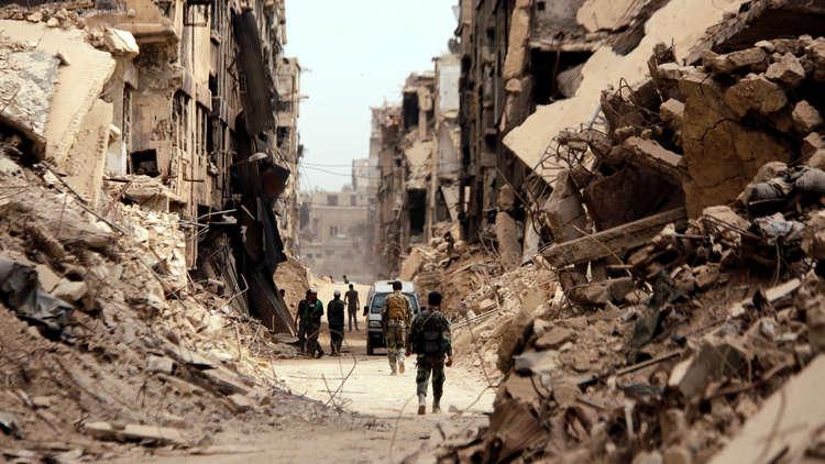 ما مصير مخيم اليرموك للاجئين الفلسطينيين بدمشق؟