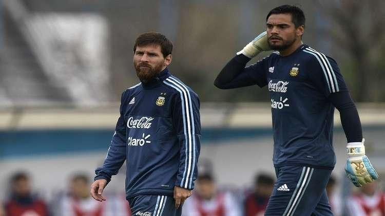 مونديال روسيا: الإصابة تحرم الأرجنتين من حارسها