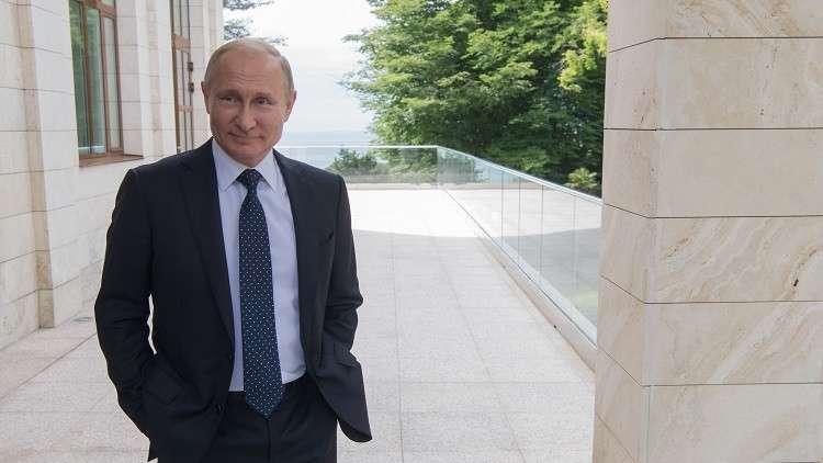 بوتين يتوجه إلى الصين 8 – 10 يونيو