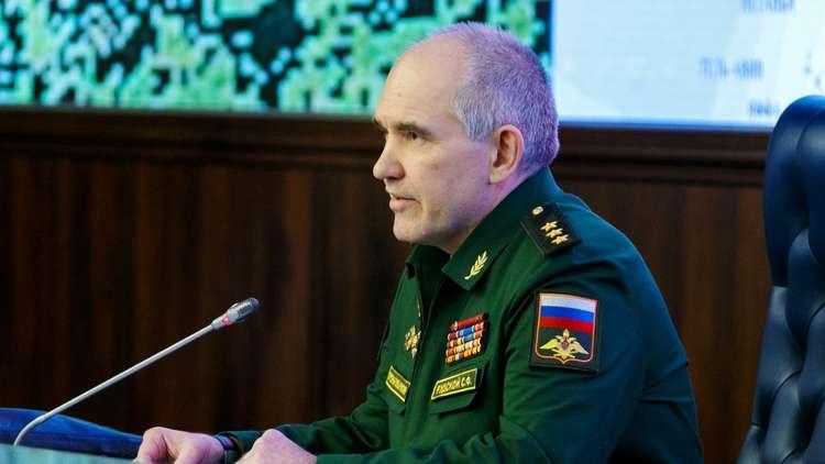 الأركان العامة الروسية: جميع الظروف مهيأة لاستعادة وحدة سوريا