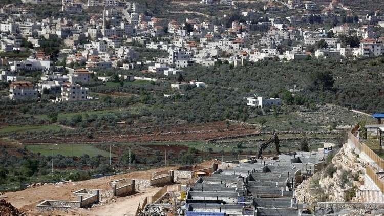 إسرائيل تقر بناء 2500 وحدة سكنية استيطانية في الضفة الغربية