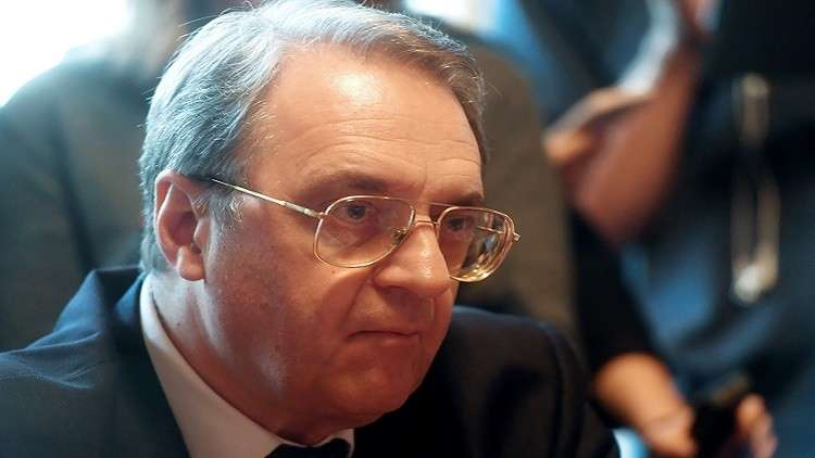 بوغدانوف: دمشق بصدد تحديد ممثليها في اللجنة الدستورية