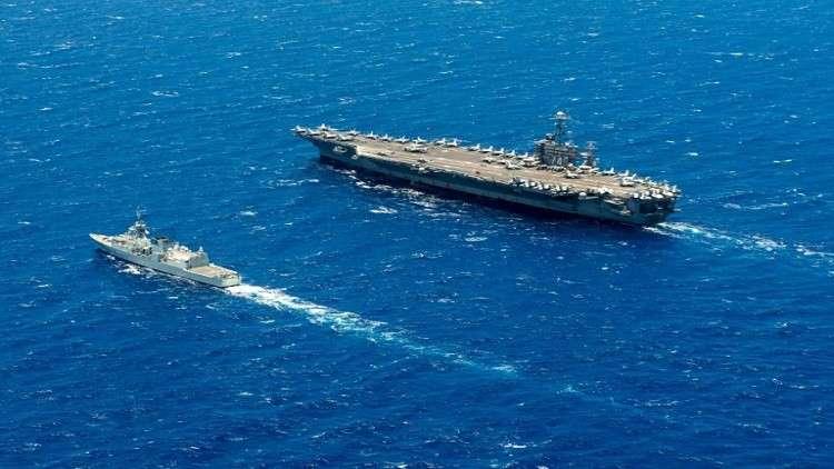 واشنطن تستبعد الصين من تدريبات عسكرية وبكين تدين